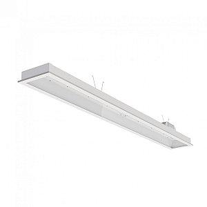 Luminária LED de Embutir Retangular - LEDC46-3K Abalux
