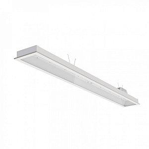 Luminária LED de Embutir Retangular - LEDC47-4K Abalux