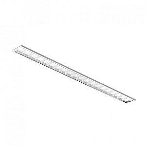 Luminária LED de Embutir Retangular - LEDC68-3KD Abalux