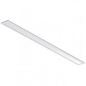 Luminária LED de Embutir Retangular - LEDC70-3K Abalux