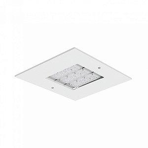 Luminária LED de Embutir - LEDH10-5K Abalux
