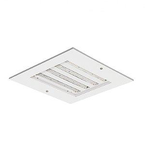 Luminária LED de Embutir - LEDH12-4K Abalux