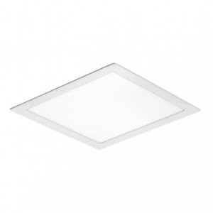 Painel LED de Embutir Quadrado 24w 6000k 1700lm - LEDT15-6K Abalux