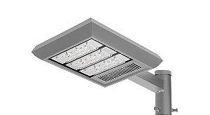 Luminária LED Externa Cinza - LEX01-S3M750C Abalux