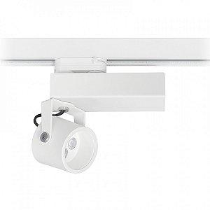 Spot LED para Trilho Eletrificado Branco - SR16-S3L830MB Abalux