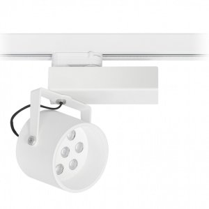 Spot LED para Trilho Eletrificado Branco - SR17-S7L830MB Abalux