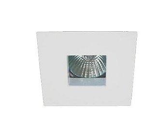 Embutido Quadrado Mini dicroica IL0129