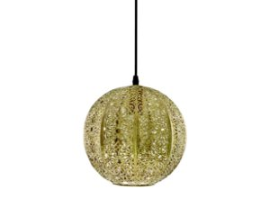 Pendente em metal antique dourado - 6527 Mart Collection