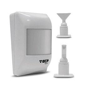 Sensor de presença para iluminação digital sobrepor parede Ls150P ECP