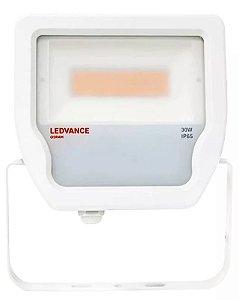 Refletor Projetor LED 10w Branco Quente 3000k Branco Floodlight Ledvance OSRAM