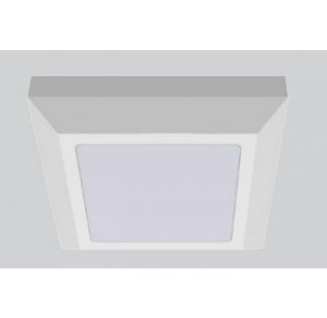 Arandela Matte Sobrepor 5W 3000K - Branco - DL129BR