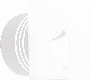 Balizador Embutido Quad Punt Led 3W - Br - LX1274