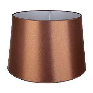 Cúpula De Tecido 41Cmx50Cmx33Cm - Dourado - CP415033D
