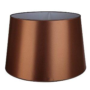 Cúpula De Tecido 49Cmx60Cmx38Cm - Dourado - CP496038D