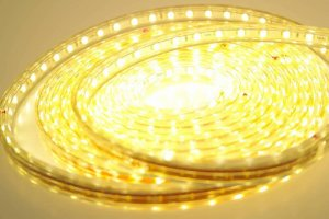 Fita De Led 24W 4,8W-M 127V 3000K Ip67 - LP050