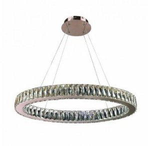 Lustre Aura 80Cmx50Cmx200H Led 32W - Cob-Tr - WE002B