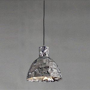Pendente Brass 35Cmx35Cm  1Xe27 - Cr - JY004C