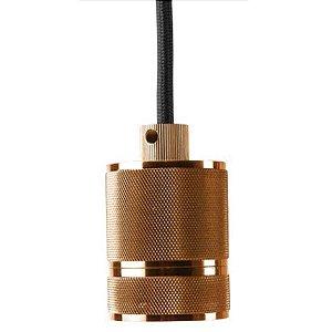Pendente Socket 4,8Cmx156Cm  1Xe27 - Cob - DA002A
