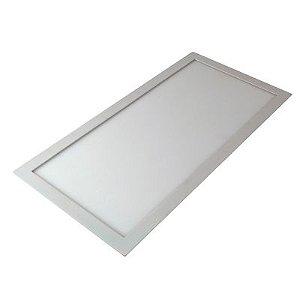 Plafon Smart Sobrepor Ret 50W 6000K 30X120X3,5Cm - DL122CW