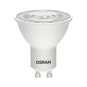 Lâmpada Led Dicróica 4.8W 3000K 350LM GU10 Biv Osram