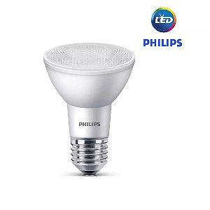 Lâmpada LED PAR20 6,5w 2700k E27 Bivolt - Philips