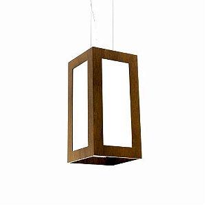 Pendente Frame 15x15x30cm - 615 Accord Iluminação
