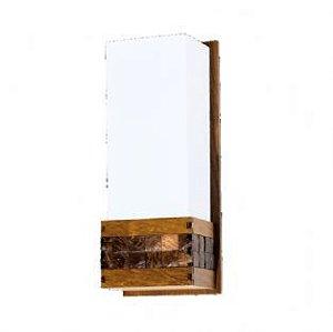Arandela Retangular com pastilha 15X30x9,5 - 441 Accord Iluminação
