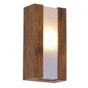Arandela Retangular 15x30x8,5 - 446 Accord Iluminação