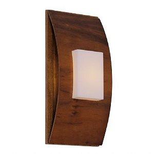 Arandela Retangular 20X43X12 - 451 Accord Iluminação