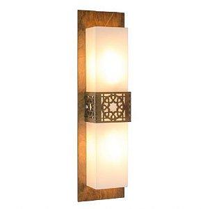 Arandela Star com Travessa 55X15x9,5cm - 4054 Accord Iluminação