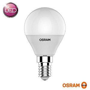 LÂMPADA LED CLASSIC P FOSCA 3.5W 3000K 260lm BIV LEDVANCE OSRAM