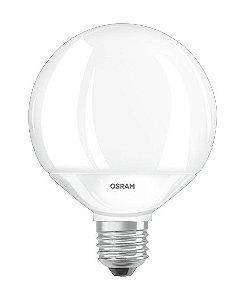 LÂMPADA LED GLOBE 10W 3000K 900lm BIV LEDVANCE OSRAM - 7013846