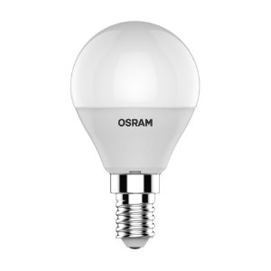 LÂMPADA LED CLASSIC P (BOLINHA) 3.5W 3000K 260lm BIV LEDVANCE OSRAM - 7014022