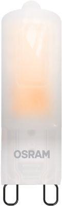 Lâmpada Led Halopin Fosca 2W 2500K 190LM G9 220V Ledvance Osram