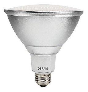 Lâmpada Led PAR38 15W 3000K 1400LM E27 Biv Externo Osram