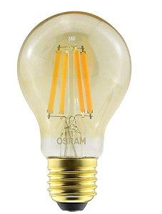 Lâmpada Led Vintage Dim 7W 2500K 725LM E27 127V Osram