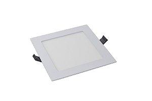 Painel Led Embutir 30W 6500K 2560LM Quadrado Osram