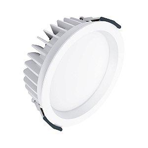 Downlight Led Embutir 35W 6500K 3150LM Redondo Osram
