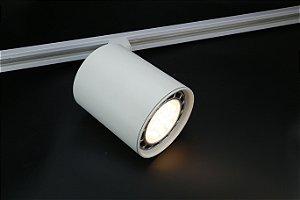 Spot para Trilho Eletrificado AR111  GU10 Branco Osram
