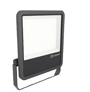 Refletor Floodlight 80W 3000K 9600LM Biv Preto Osram