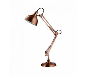 Luminária de mesa articulada em metal - 5057 Mart Collection
