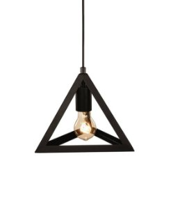 Pendente em soquete industrial em metal - 5179 Mart Collection