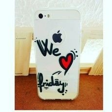 Case We Love Friday - iPhone