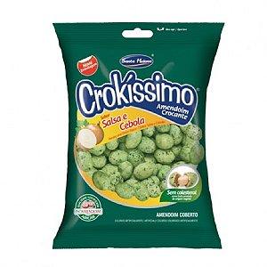 Amendoim Crocante Crokíssimo Cebola e Salsa Tipo Exportação 1 KG - Catelândia