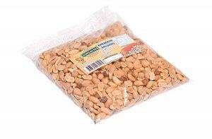 Amendoim Torrado e Salgado Sem Pele 500g - Catelândia