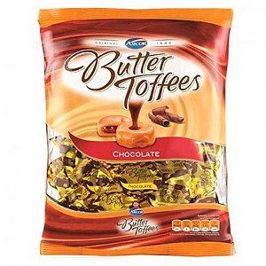 Bala Caramelo de Leite com Recheio de Chocolate Butter Toffees 600g - Arcor