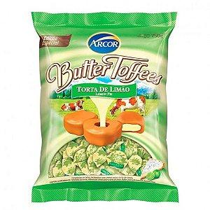 Bala Caramelo de Leite com Recheio Torta de Limão Butter Toffees 600g - Arcor