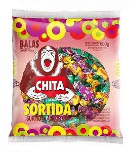 Bala Chita Original Mole Mastigável Sortida 600g - Cory