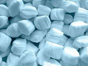 Bala de Coco Azul Frozen para Festa 800 gramas - Catelândia