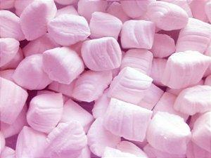 Bala de Coco Tradicional para Festa de Aniversário Cor Rosa Pink 1Kg - Catelândia